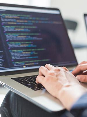 Website programmieren